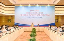 Thủ tướng muốn lắng nghe tâm tư nguyện vọng của các DN tư nhân