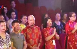 Nghệ sĩ Hà Nội tổ chức Lễ giỗ tổ nghề sân khấu