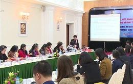 Xây dựng chính sách công bằng cho lao động nữ