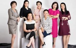 Lễ vinh danh 50 phụ nữ ảnh hưởng nhất Việt Nam 2017