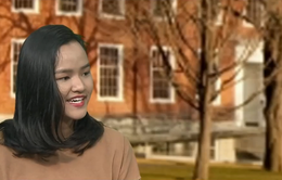 Gặp gỡ nữ sinh nhận học bổng 7 tỷ đồng của Đại học Harvard