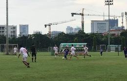 Trận giao hữu đầu tiên của ĐT nữ Việt Nam chuẩn bị cho SEA Games 29