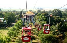 Hơn nửa triệu du khách tham quan khu du lịch núi Bà Đen