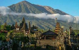 Indonesia: Trung tâm du lịch tại đảo Bali mất khách do nguy cơ núi lửa
