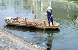 Bộ Tài nguyên và Môi trường: Ô nhiễm nguồn nước đang ở mức báo động