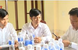 Thu hồi hơn 11.000 sản phẩm nước uống đóng chai River tại Quảng Bình