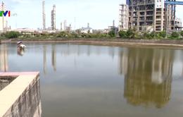 Thu tiền cấp quyền khai thác tài nguyên nước