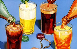 Uống nhiều nước ngọt có ga - Lợi bất cập hại