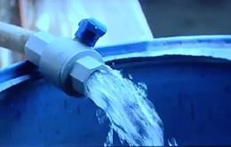 100% hộ dân tại TP.HCM được cấp nước sạch