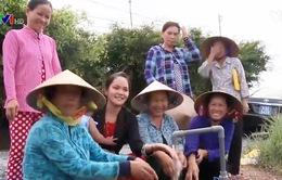 Gần 200 hộ dân ở Tiền Giang được cấp nước sạch