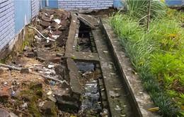Một số bệnh viện không xử lý nước thải
