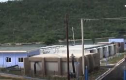 Cuba thử nghiệm nhà máy khử muối nước biển cung cấp nước sinh hoạt
