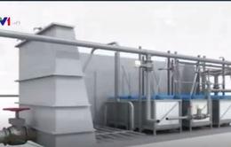 Ứng dụng công nghệ mới xử lý nước ô nhiễm