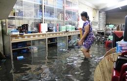 TP.HCM khắc phục sự cố nước ngập nhà dân