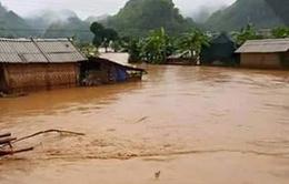 Nhiều tỉnh thiệt hại do mưa lũ