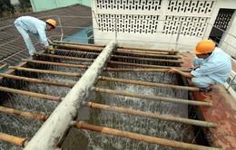 Khởi công công trình nước sạch tại thôn có nhiều người ung thư