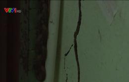 Tiếp tục xử lý hiện tượng nứt đất, nứt nhà tại Đà Lạt