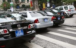 Hà Nội bắt đầu thí điểm khoán xe công tại 8 đơn vị