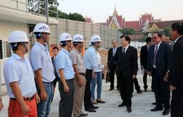 PTTg Trịnh Đình Dũng sẽ dự Lễ động thổ Dự án Nhà Quốc hội Lào