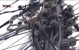 Ninh Thuận chấn chỉnh tình trạng người dân tự kéo điện