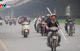 Thiếu trạm quan trắc chất lượng không khí ở các đô thị
