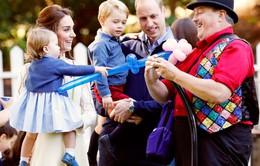 Hoàng tử William muốn dành nhiều thời gian cho các con
