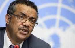 Cựu Bộ trưởng Y tế Ethiopia trở thành Tổng Giám đốc WHO