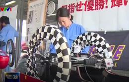 Nhật Bản: Học sinh Trung học cơ sở tự chế tạo xe ô tô