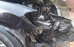 Ô tô đâm gốc cây, Chủ tịch UBND huyện Côn Đảo tử vong