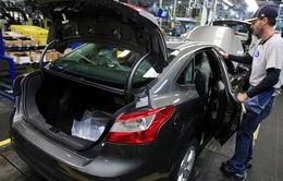 Doanh số bán ô tô tháng 9 tại Mỹ tăng