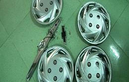 Thừa Thiên Huế: Bắt đối tượng trộm cắp linh kiện ô tô