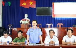 Công khai xin lỗi 3 công dân Sóc Trăng bị oan sai