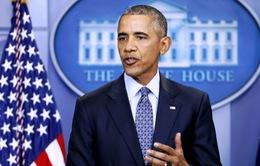 Buổi họp báo cuối cùng của Tổng thống Obama