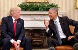 Lễ bàn giao Nhà Trắng giữa Obama và Trump diễn ra như thế nào?