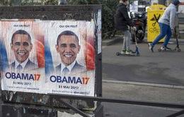 30.000 người kêu gọi ông Obama tranh cử Tổng thống Pháp