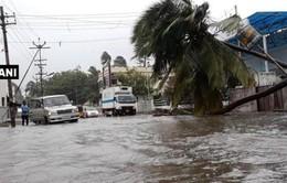 Ấn Độ ban bố báo động cấp độ cao với bão Ockhi