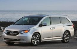 Honda thu hồi xe tải nhỏ tại Mỹ
