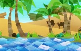 Phim hoạt hình Những người bạn ở sở thú lên sóng VTV7
