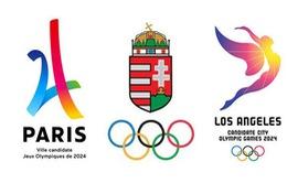 Cuộc đua giành quyền đăng cai thế vận hội mùa hè 2024