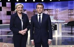 Ông Macron và bà Le Pen tranh luận trực tiếp trên truyền hình