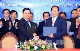 Viễn thông Lào-Việt hỗ trợ Lào xây dựng hệ thống quản lý dân số