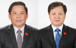 Quốc hội bỏ phiếu quyết định việc phê chuẩn bổ nhiệm 2 thành viên Chính phủ