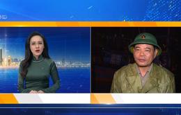 """Bộ trưởng Nguyễn Xuân Cường: """"Không để rủi ro đáng tiếc xảy ra với khu vực Nam Trung Bộ"""""""