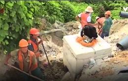 Giải quyết nỗi lo thiếu nước sinh hoạt cho người dân khu tái định cư Đèo Cả