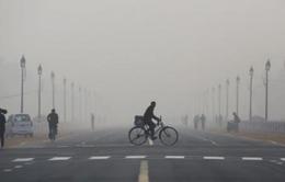 Người Trung Quốc đón năm mới trong không khí ô nhiễm