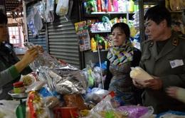 """Tràn lan gia vị """"3 không"""" tại chợ truyền thống TP.HCM"""