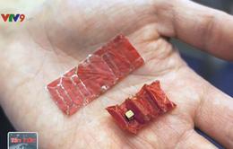 Nhiều phát minh lý thú từ cảm hứng nghệ thuật gấp giấy Origami