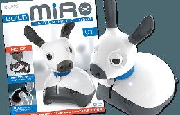 Robot thú cưng Miro làm bạn với người già cô đơn