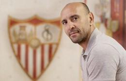 """Sevilla chia tay """"kiến trúc sư"""" vĩ đại sau 16 năm gắn bó"""