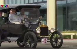 Mỹ: Bảo tàng xe ô tô mở lớp dạy lái xe cổ